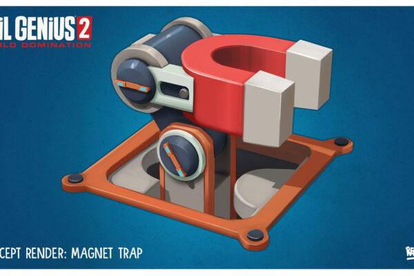 EG2 Trap Magnet Concept Art
