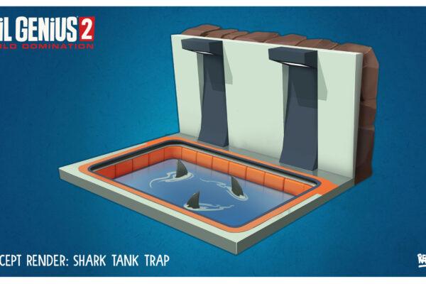 EG2 Trap Shark Tank Concept Art