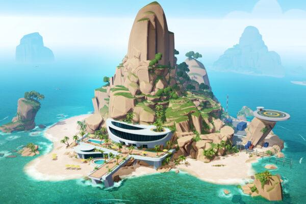 EViL GENiUS 2 - Secret Island Base