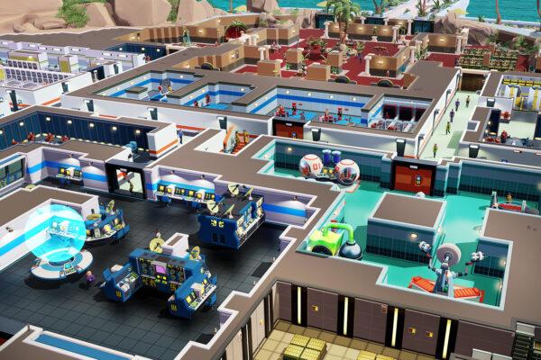EViL GENiUS 2 - E3 Base Screenshot