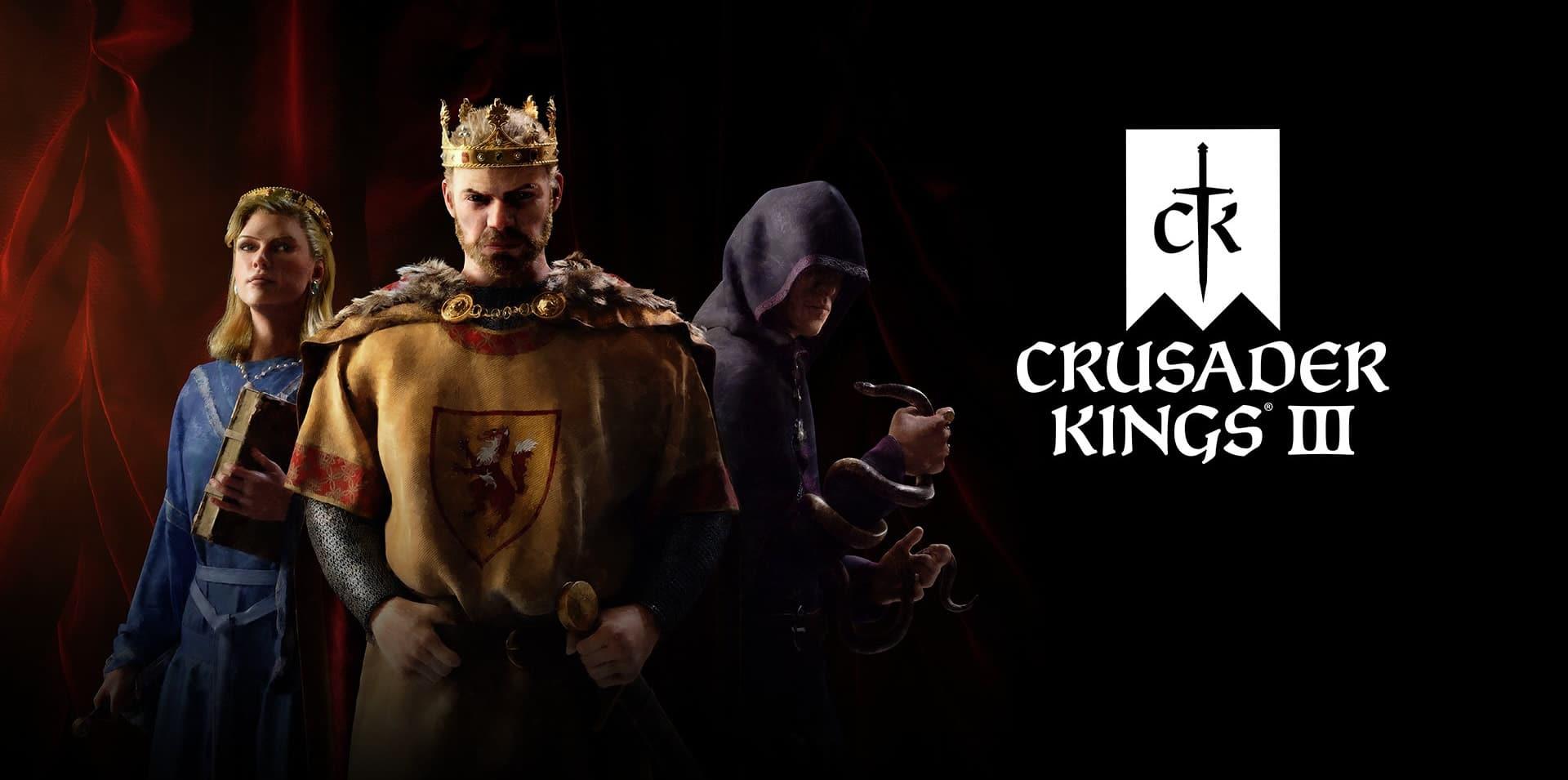 Crusader Kings III's Update Tomorrow is BIG