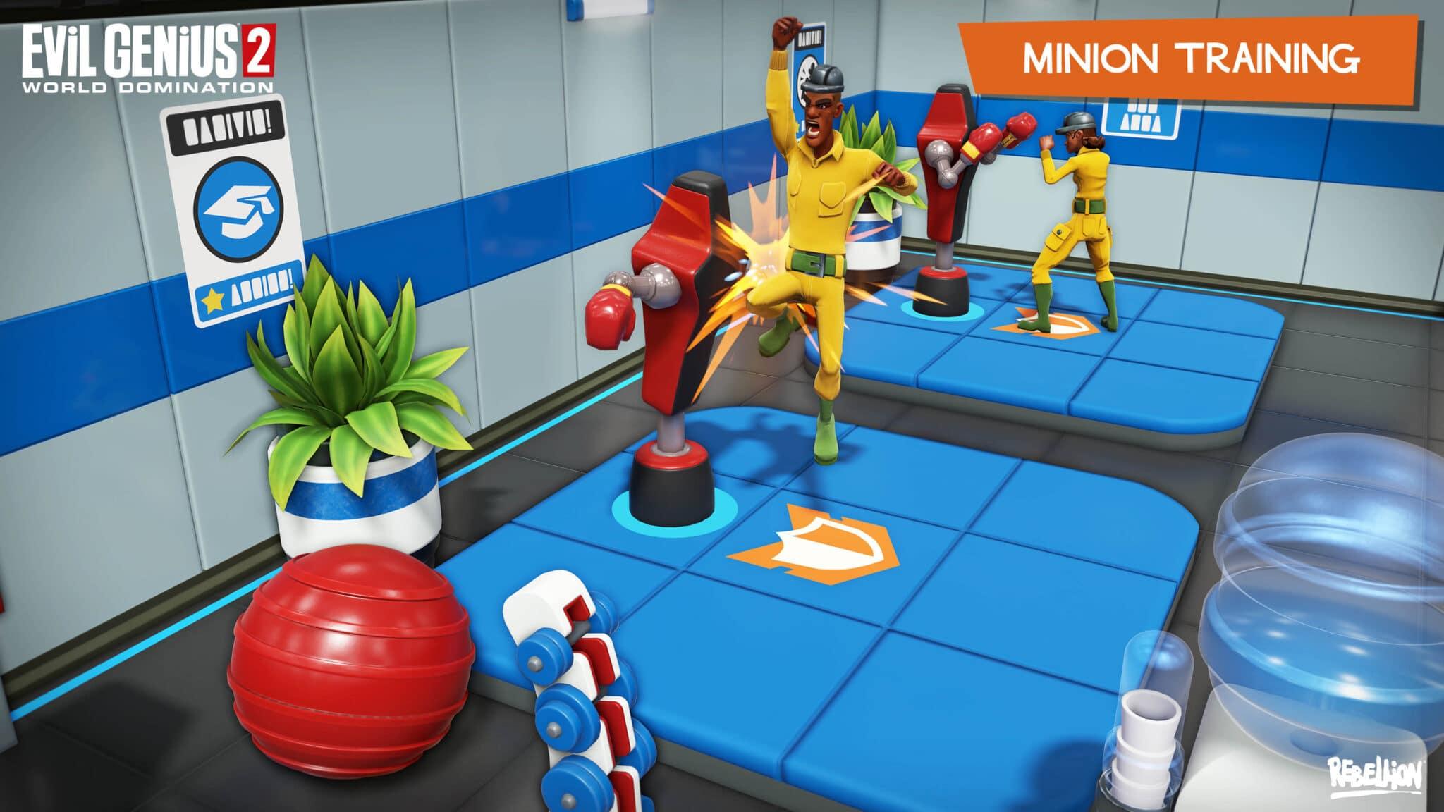EG2 Minion Training