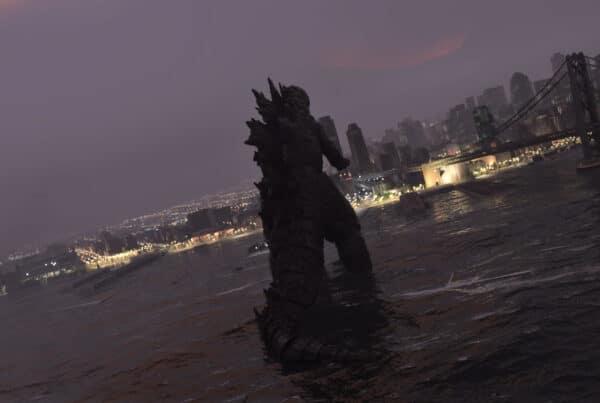 MSFS Godzilla