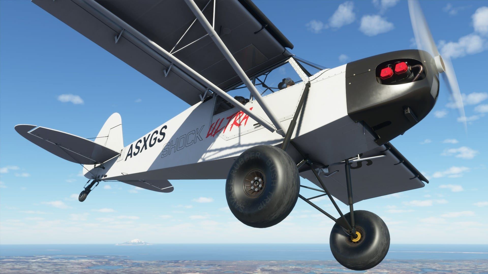 You Can Fly Planes With a Real Yoke in MSFS