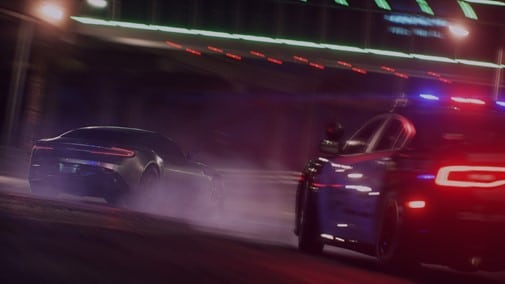 Need For Speed Playstation