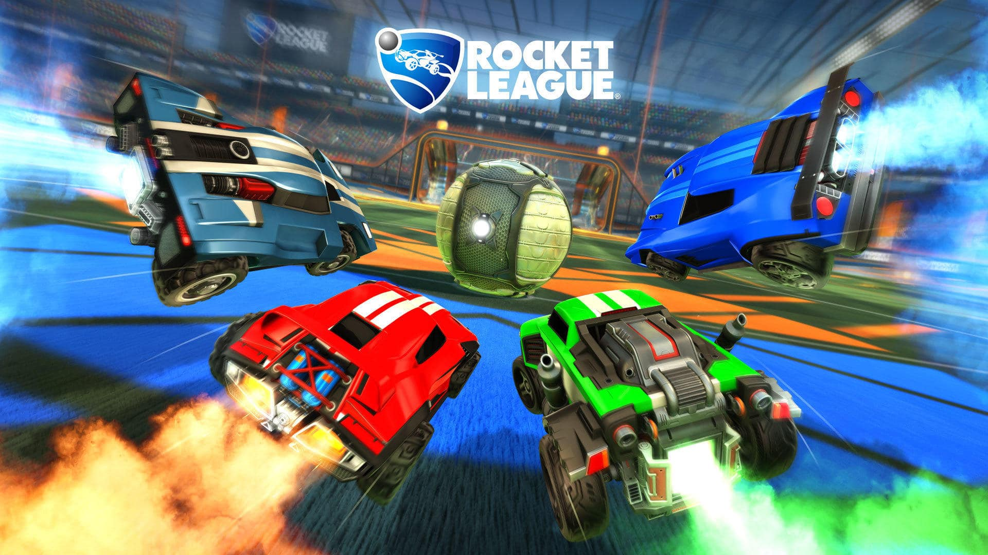 Rocket League goes Free-to-Play