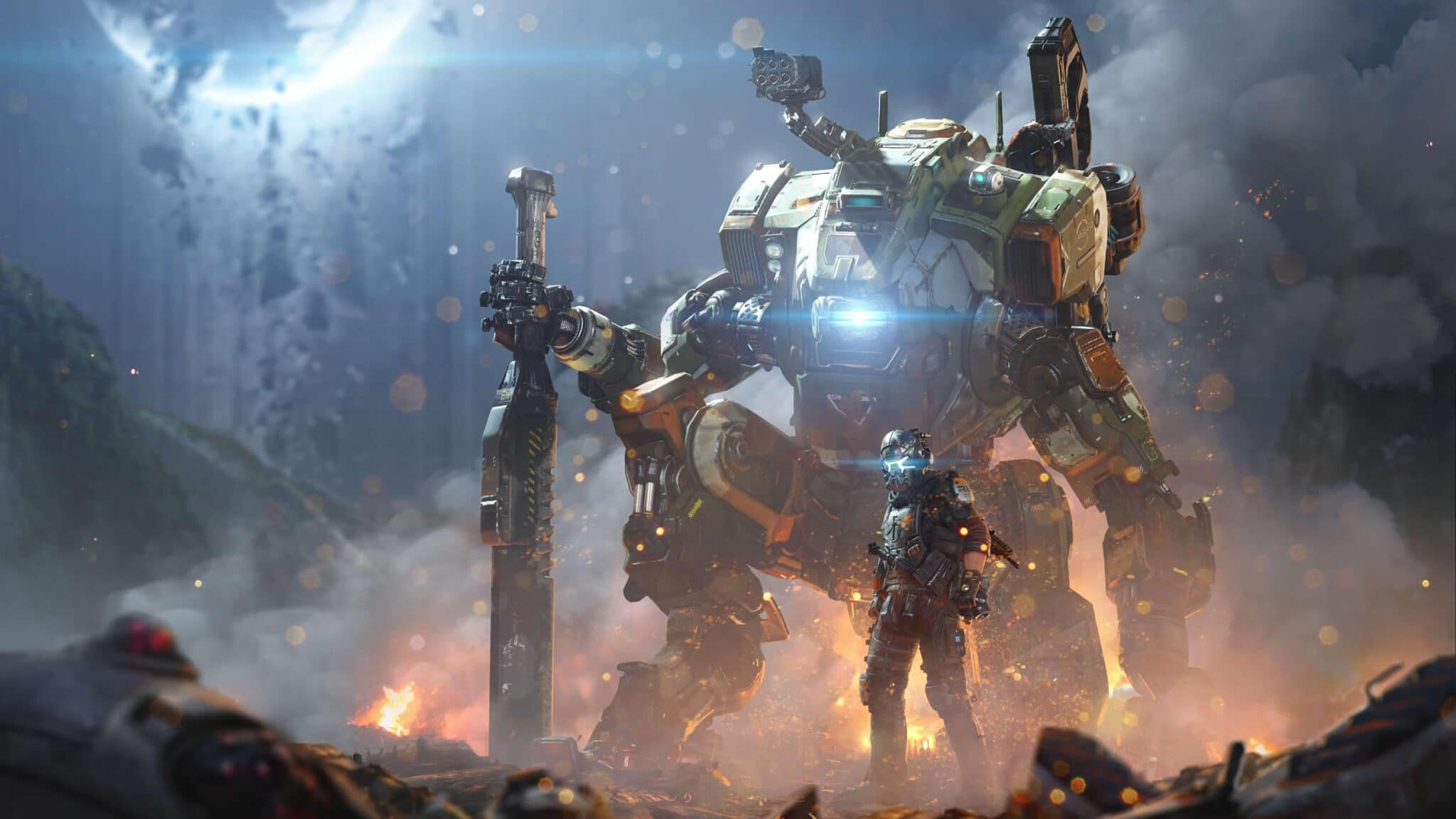 Prepare for Titanfall: Titanfall 3 is in the works