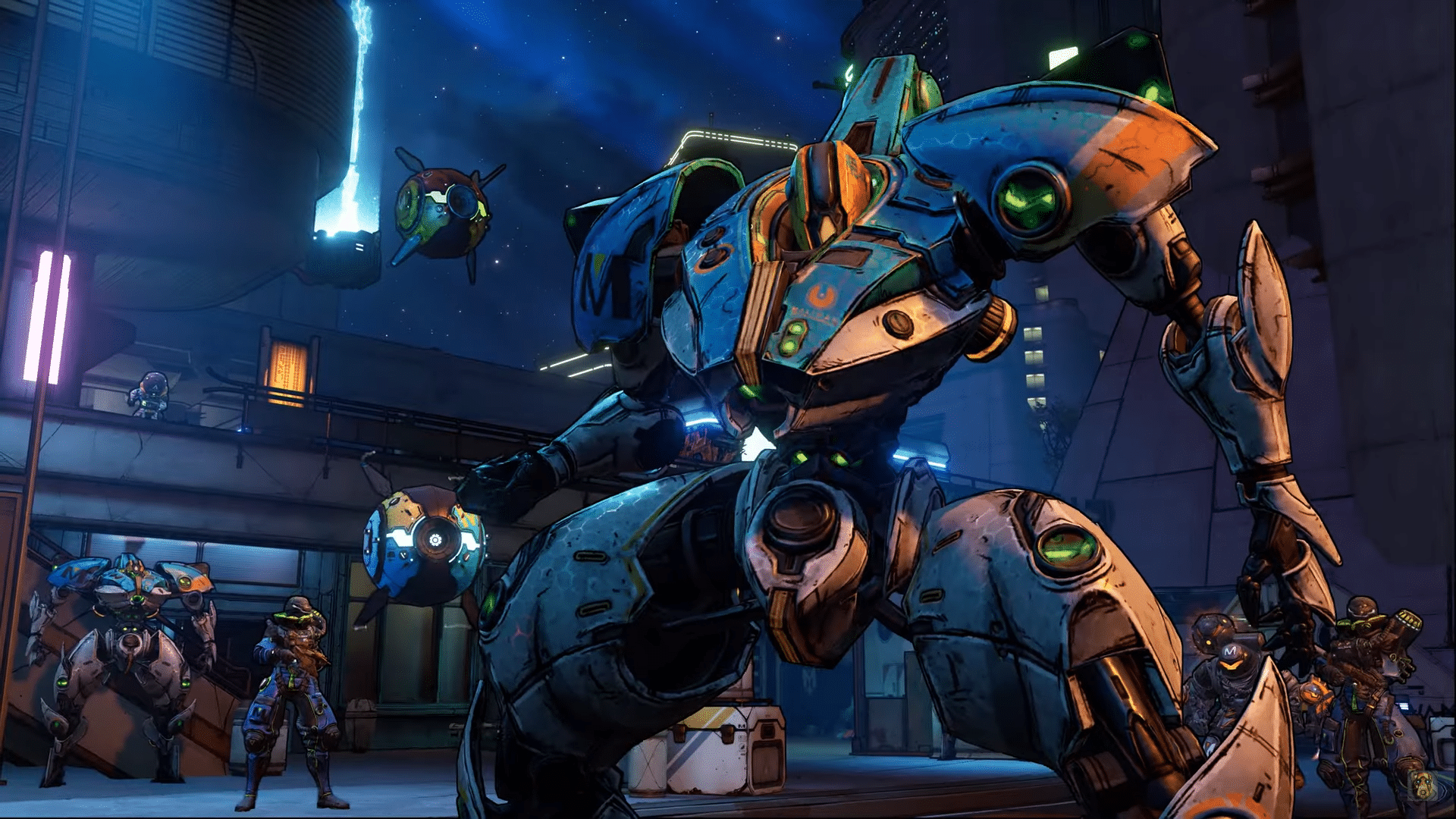 Borderlands 3 Is Getting More Content