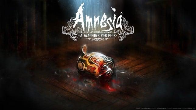 Epic Games Free Game Amnesia