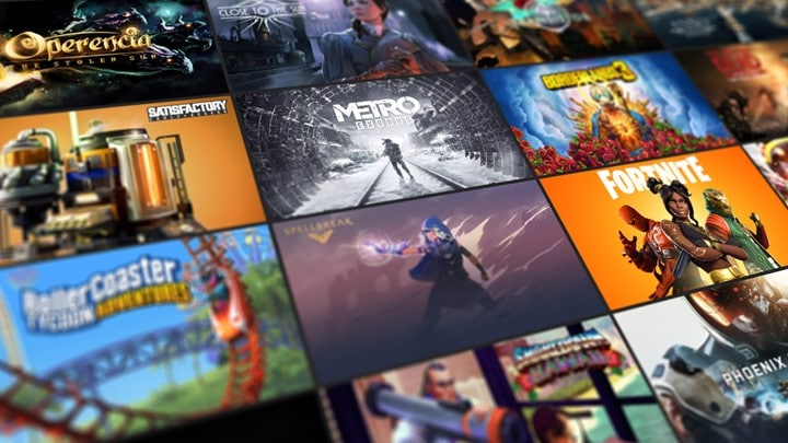 The New Epic Games Store Free Offerings are Up