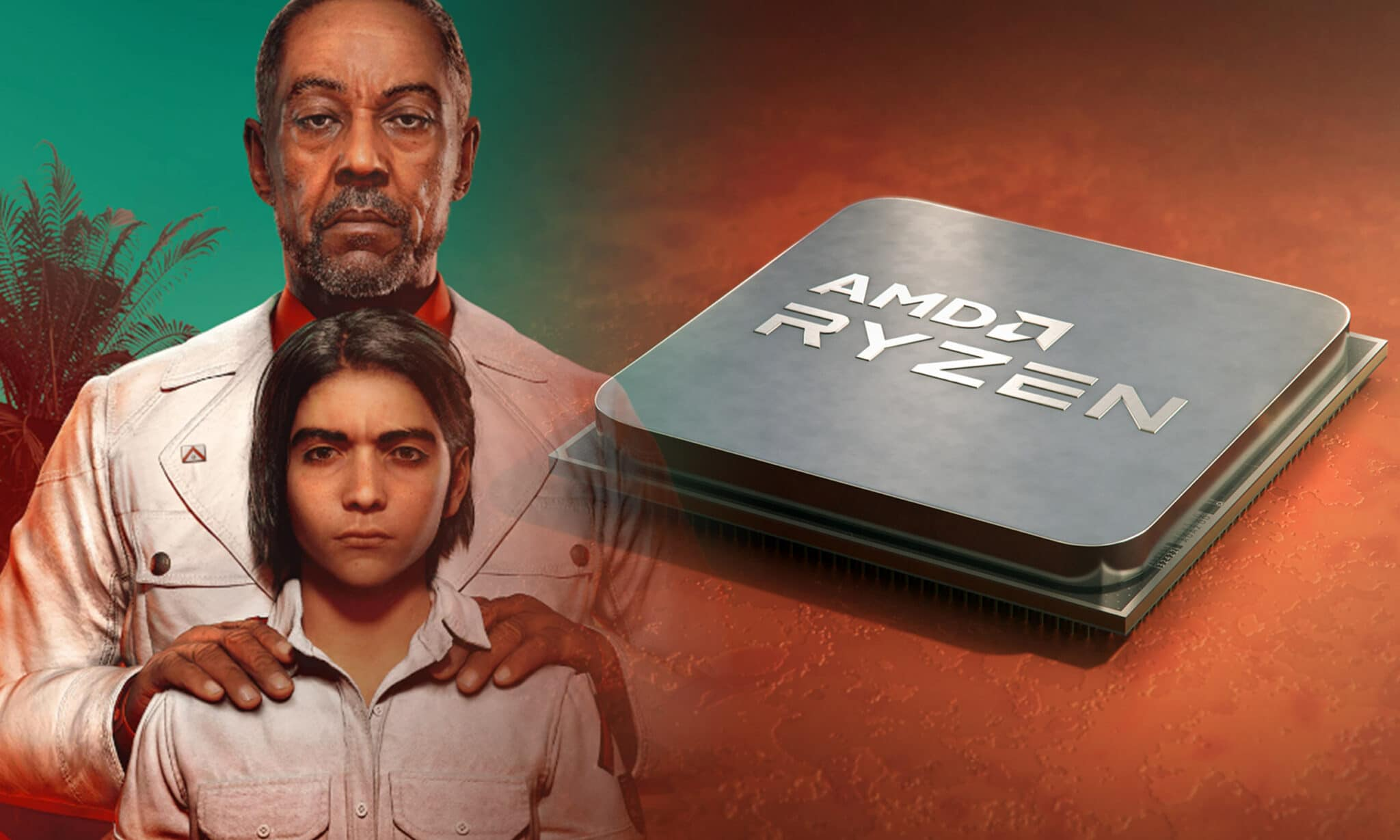 AMD Bundles 5000-Series Processors with Far Cry 6 in Limited Promo