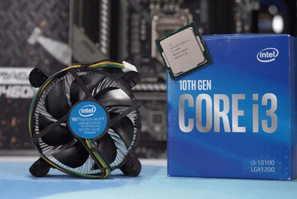 Intel i3