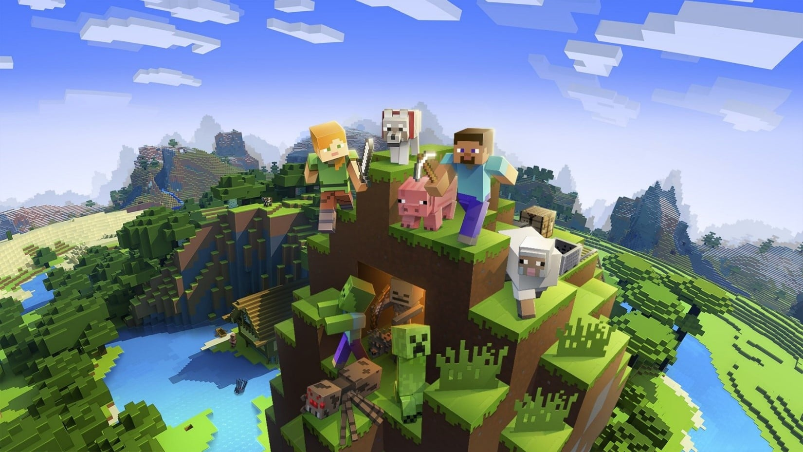 Minecraft will Require a Microsoft Account, Not Mojang