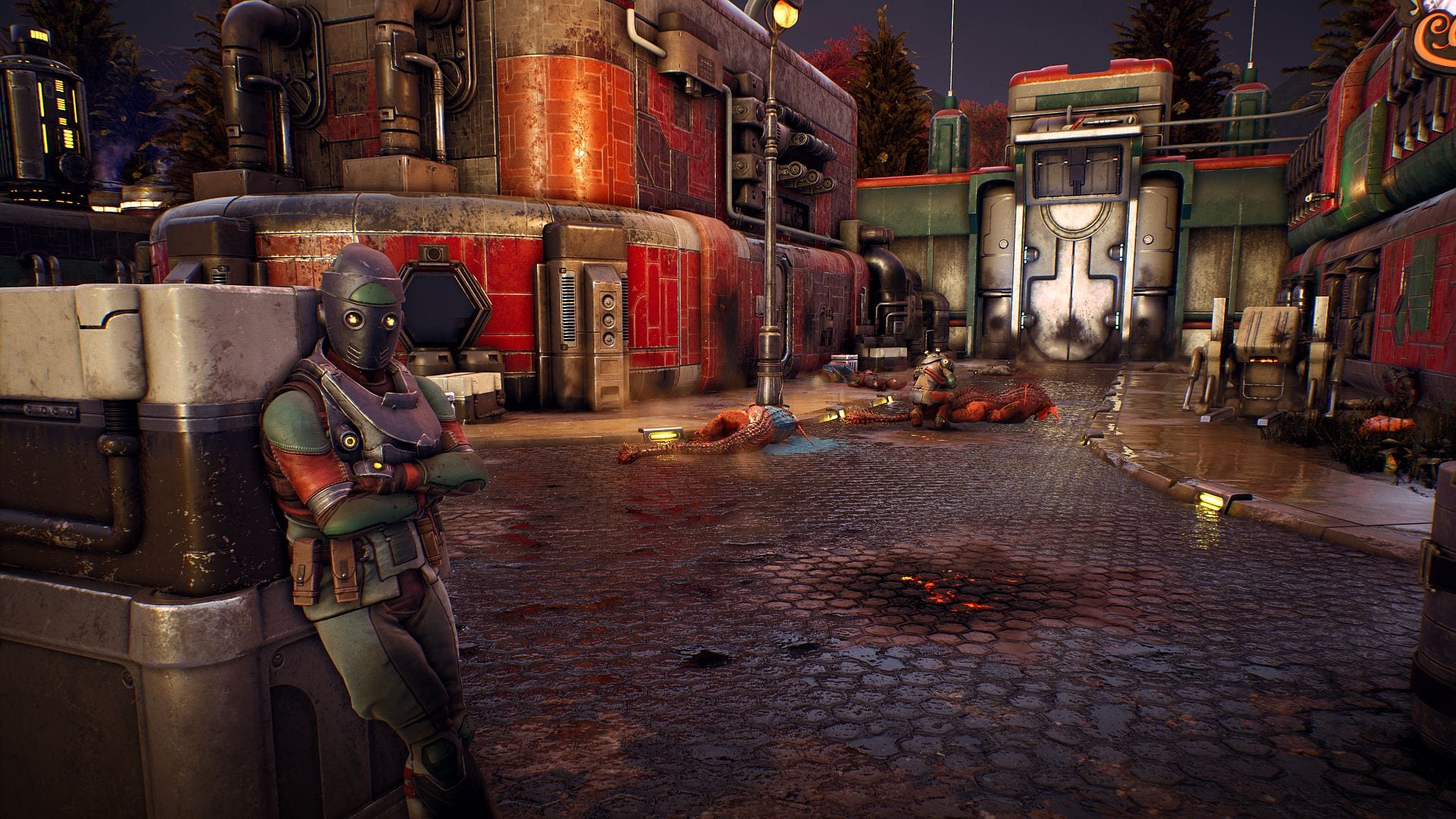 Obsidian's Outer Worlds Will Soon Be On Steam