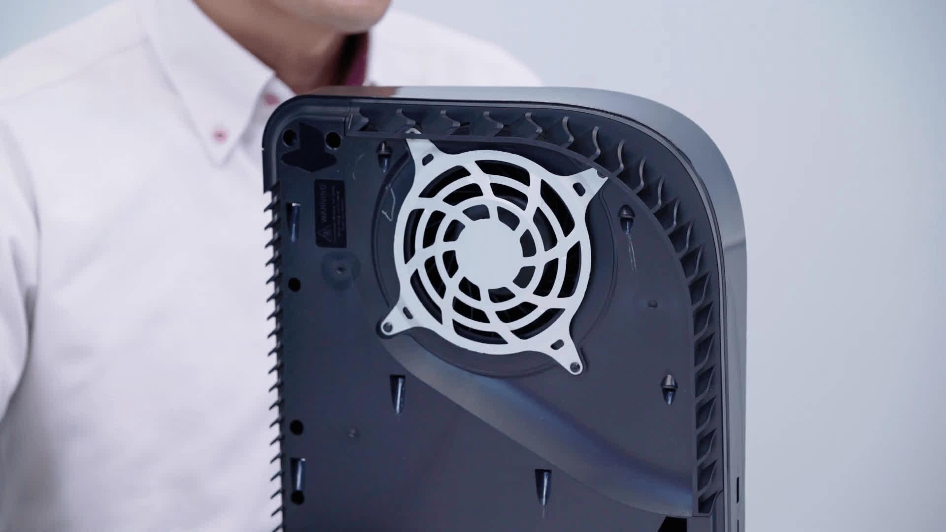 PS5 Will Adjust Fan Speed Through System Updates