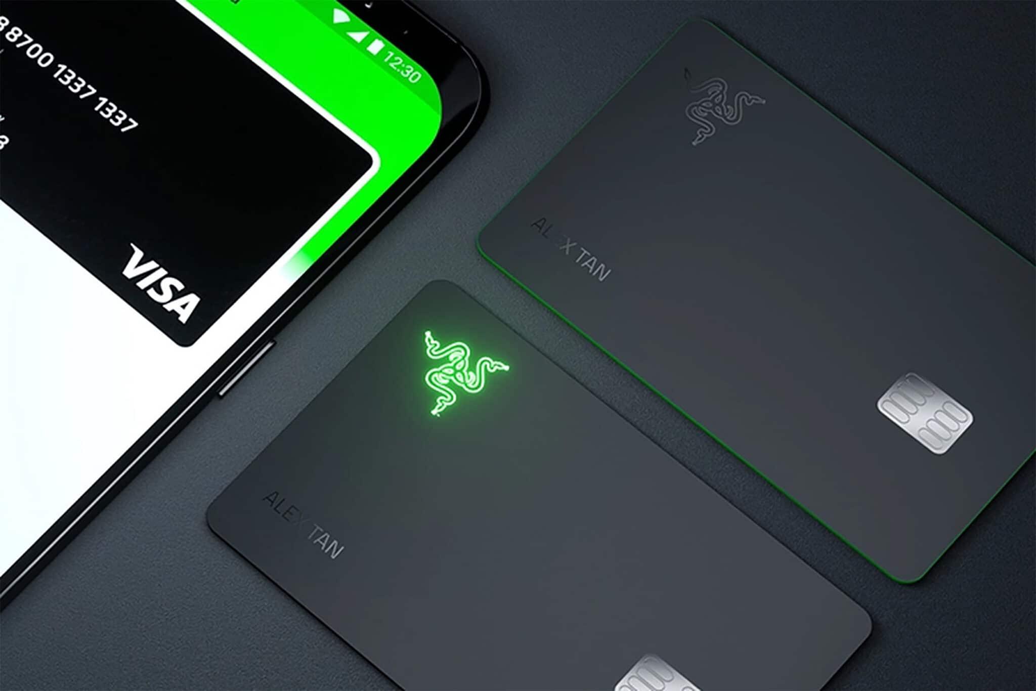 Razer Opens Beta on New Light-Up Prepaid Visa Card
