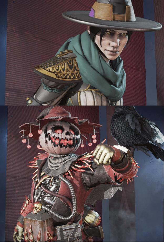 Shadow Royal Halloween Mode