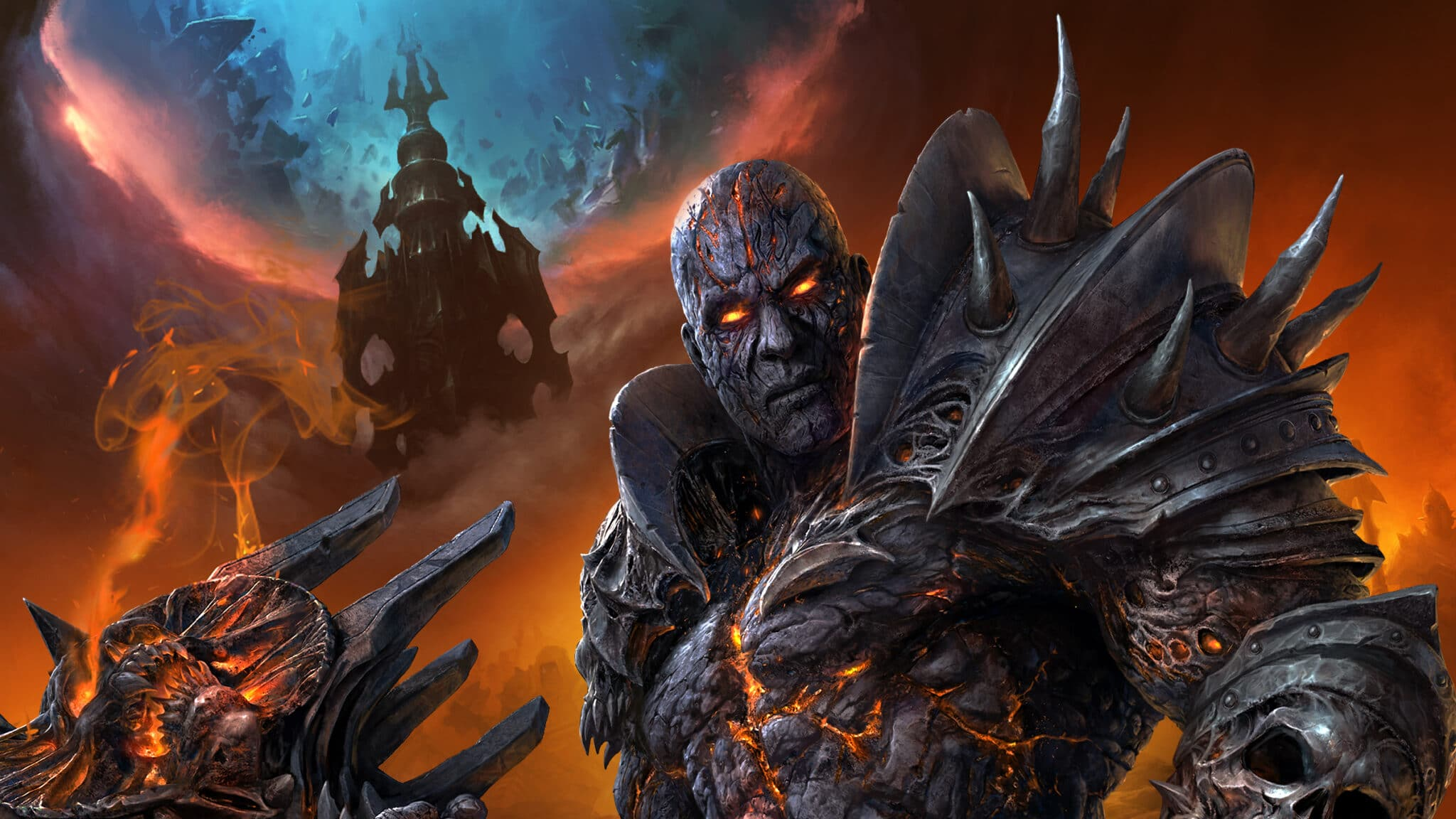 World of Warcraft's Shadowlands New Release Date Revealed