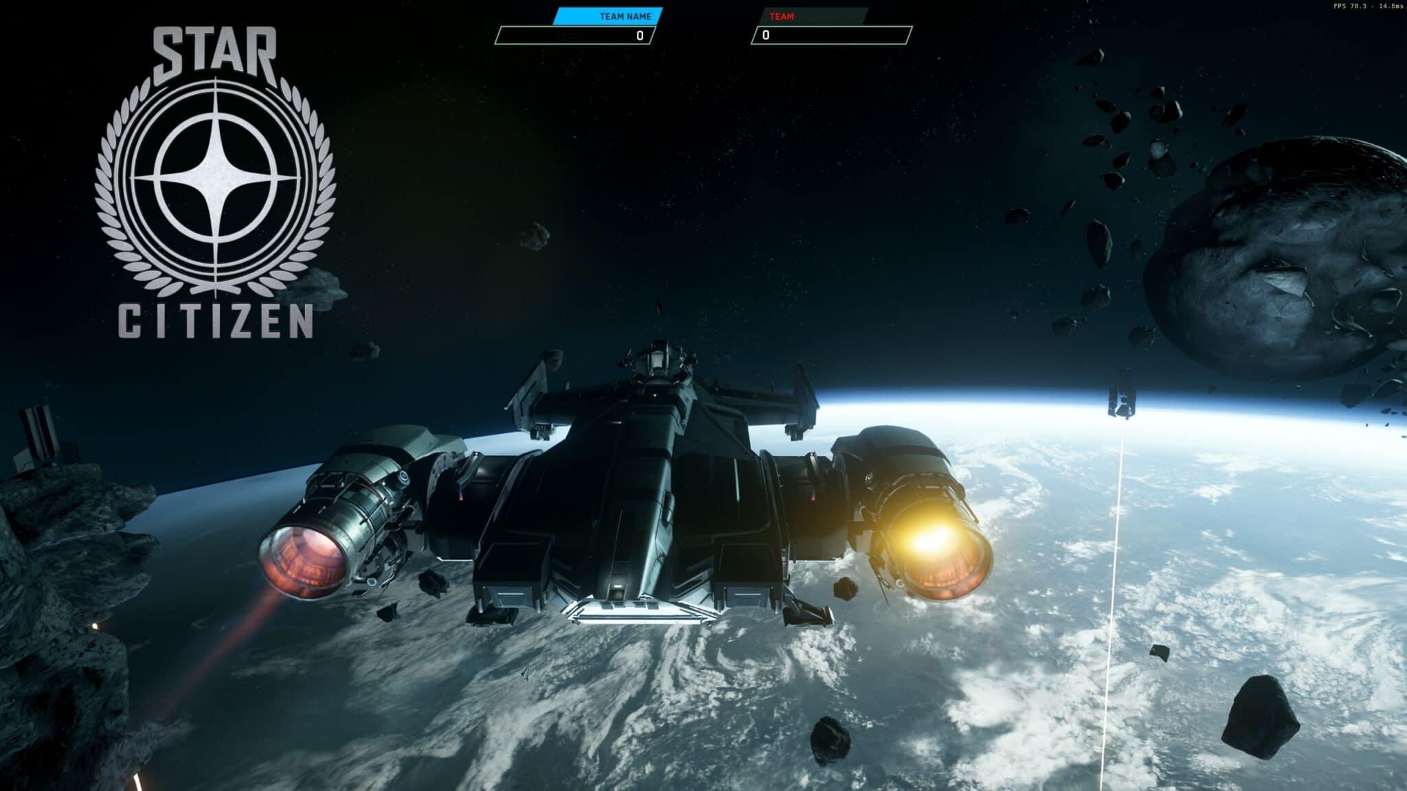 New Star Citizen Videos Detail Alpha 3.12 Changes