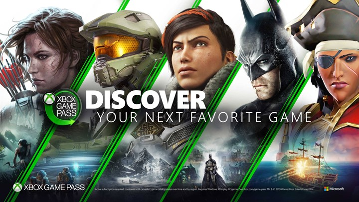 Xbox Game Pass Looks Like the Way of The Future
