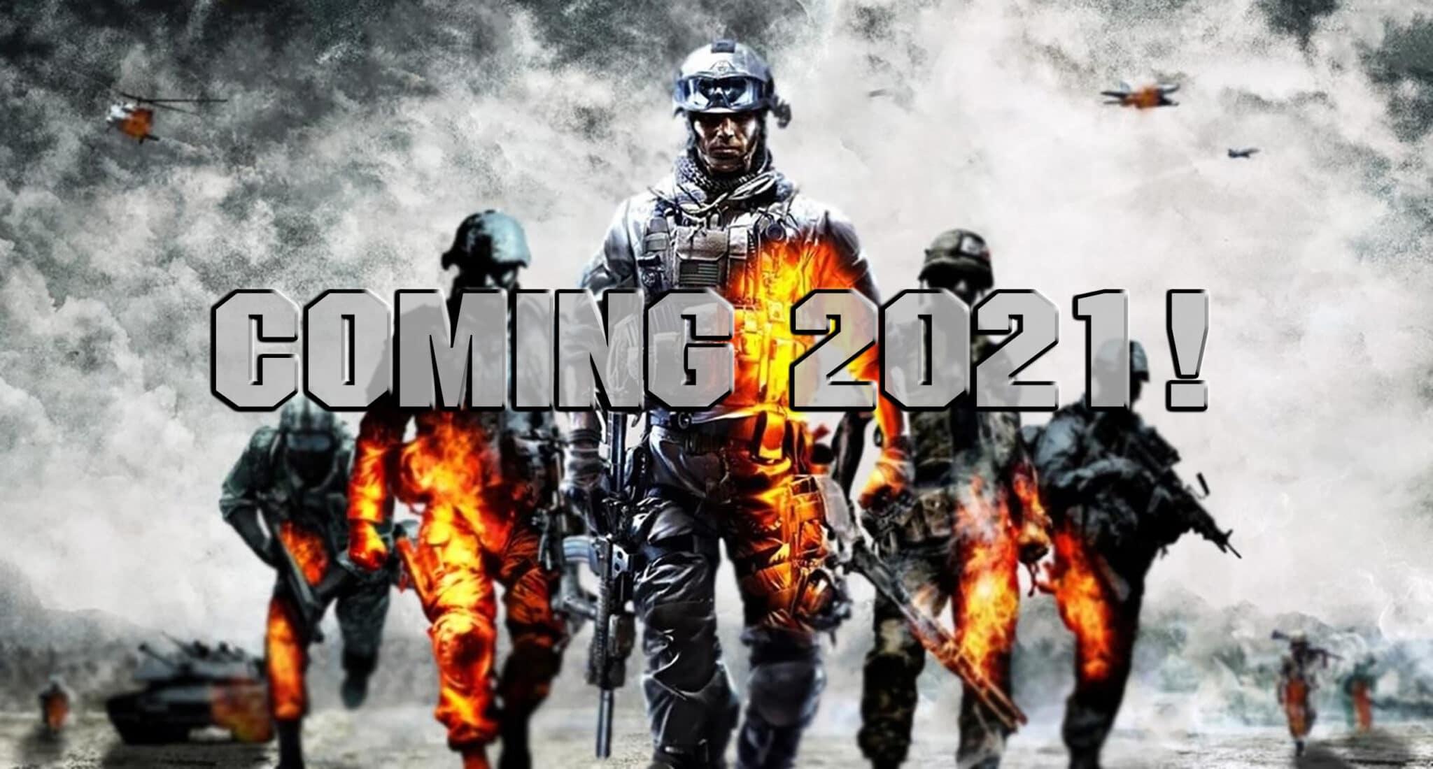 Electronic Arts Confirms Next-Gen Battlefield Game Release Schedule