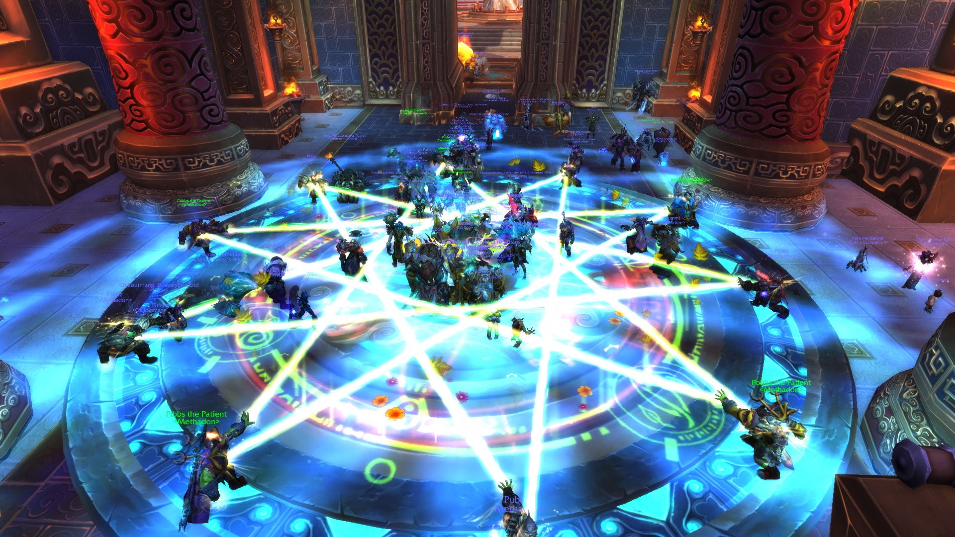 Blizzard Has Provided An Answer To Multiboxing In World of Warcraft