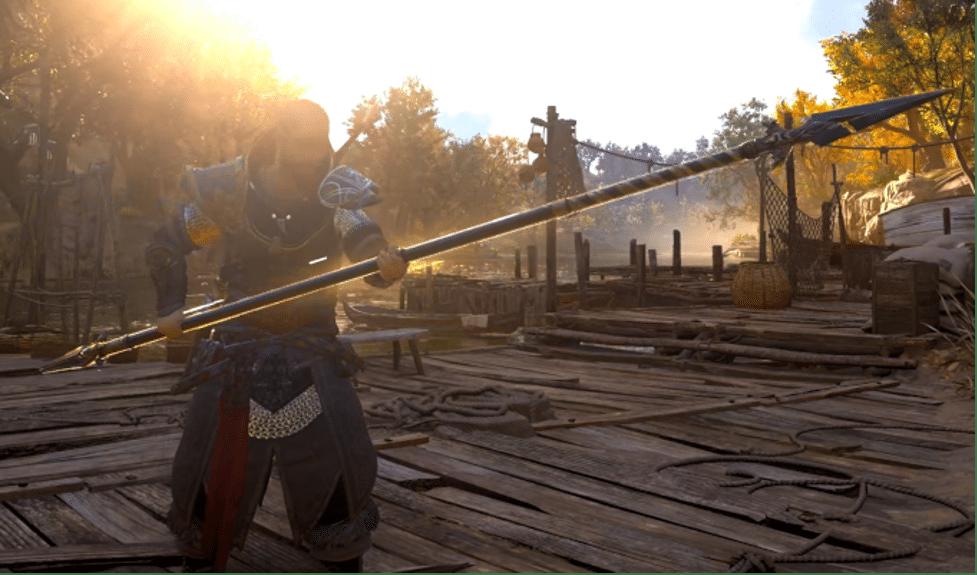 Gungnir Assassins Creed 3