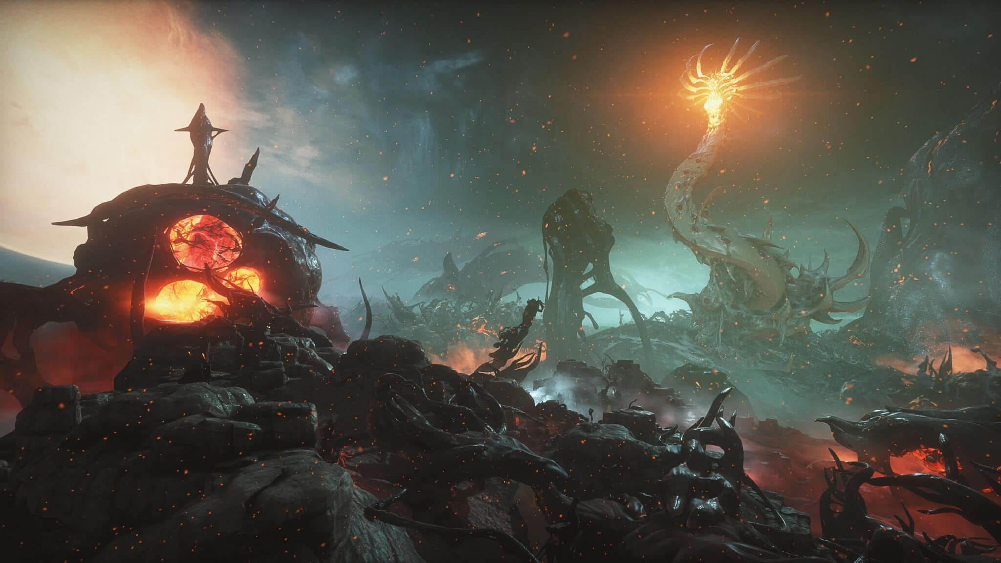 Warframe's Latest Patch Expands Upon Deimos and Adds A New Necramech