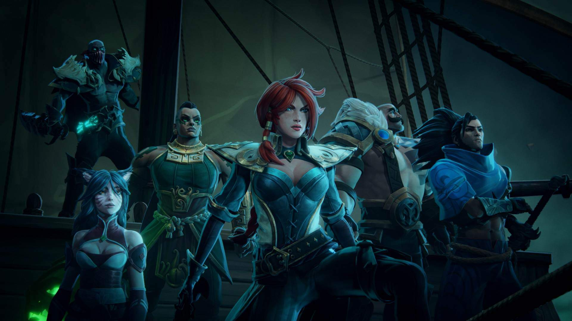 Riot Games Announces New Turn-Based RPG