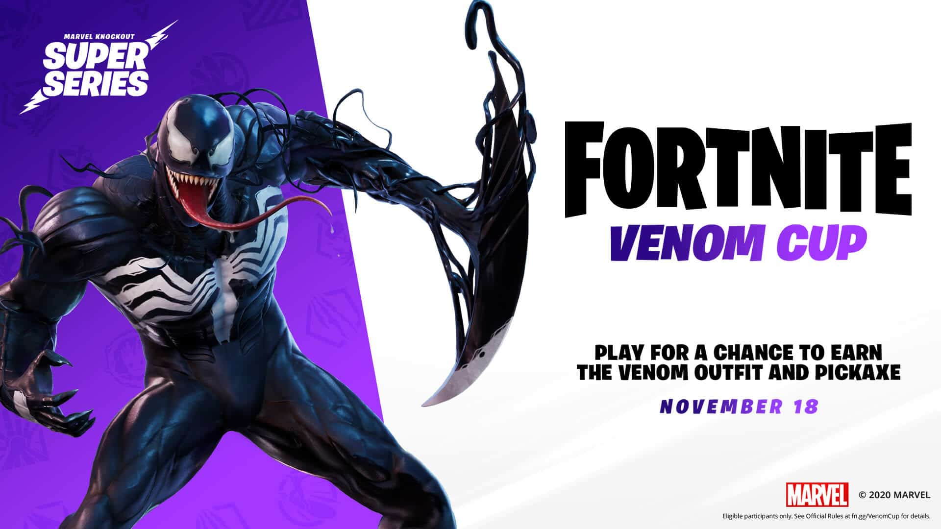 How to Get the Fornite Venom Skin for Free