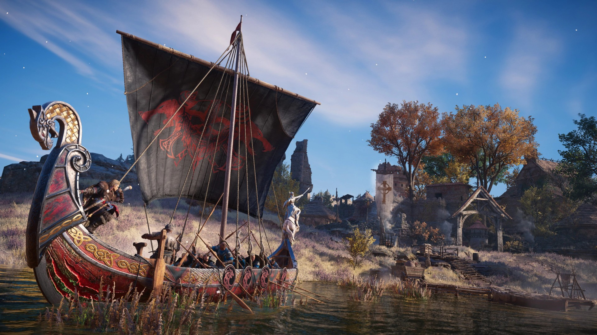 How To Prepare For The River Raid Update In Assassin's Creed: Valhalla