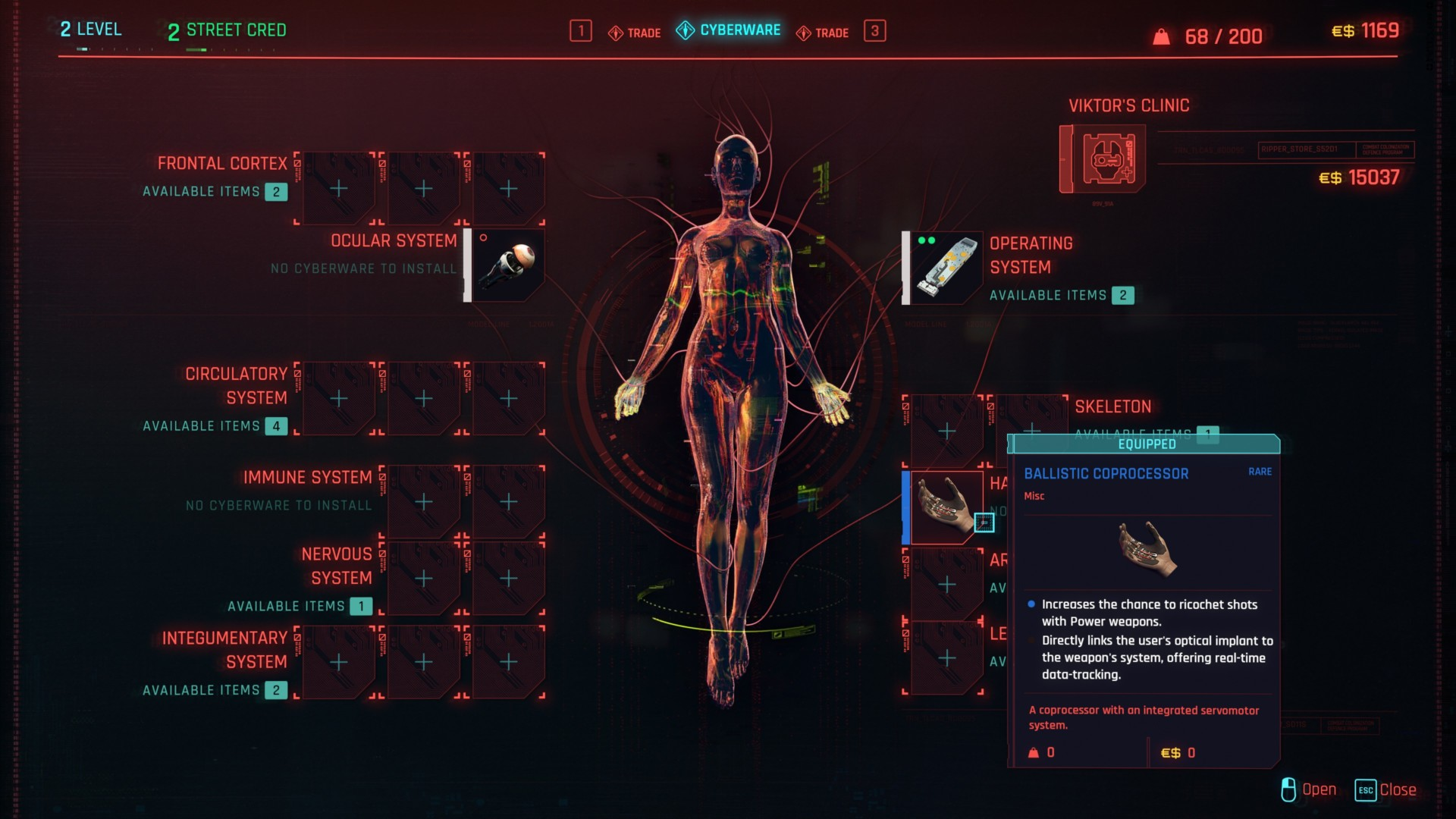 Cyberware Upgrades To Take Or Avoid In Cyberpunk 2077