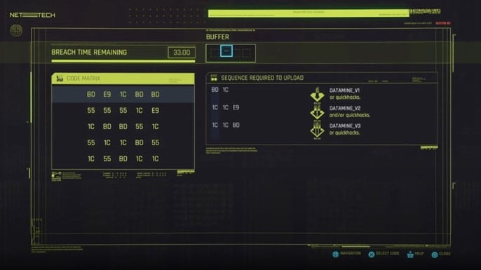 Cyberpunk 2077 Hacking 2