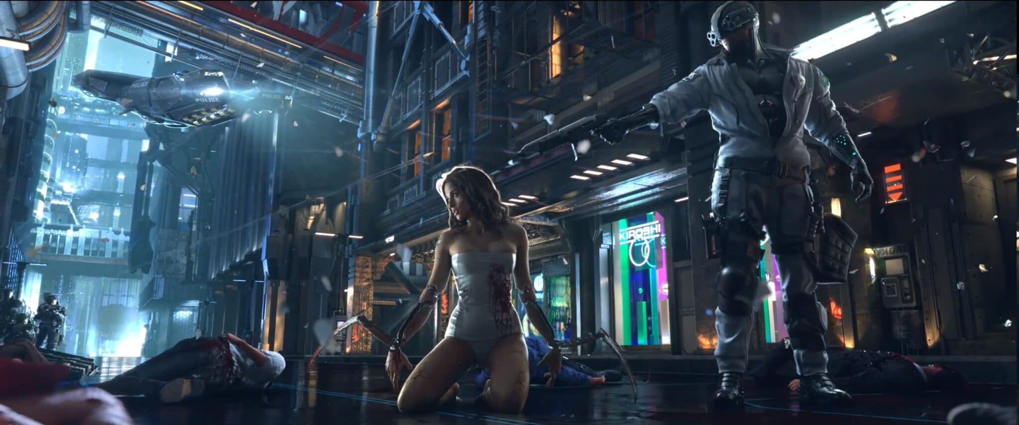New Update Fixes Seizure Issues Among Other Things In Cyberpunk 2077