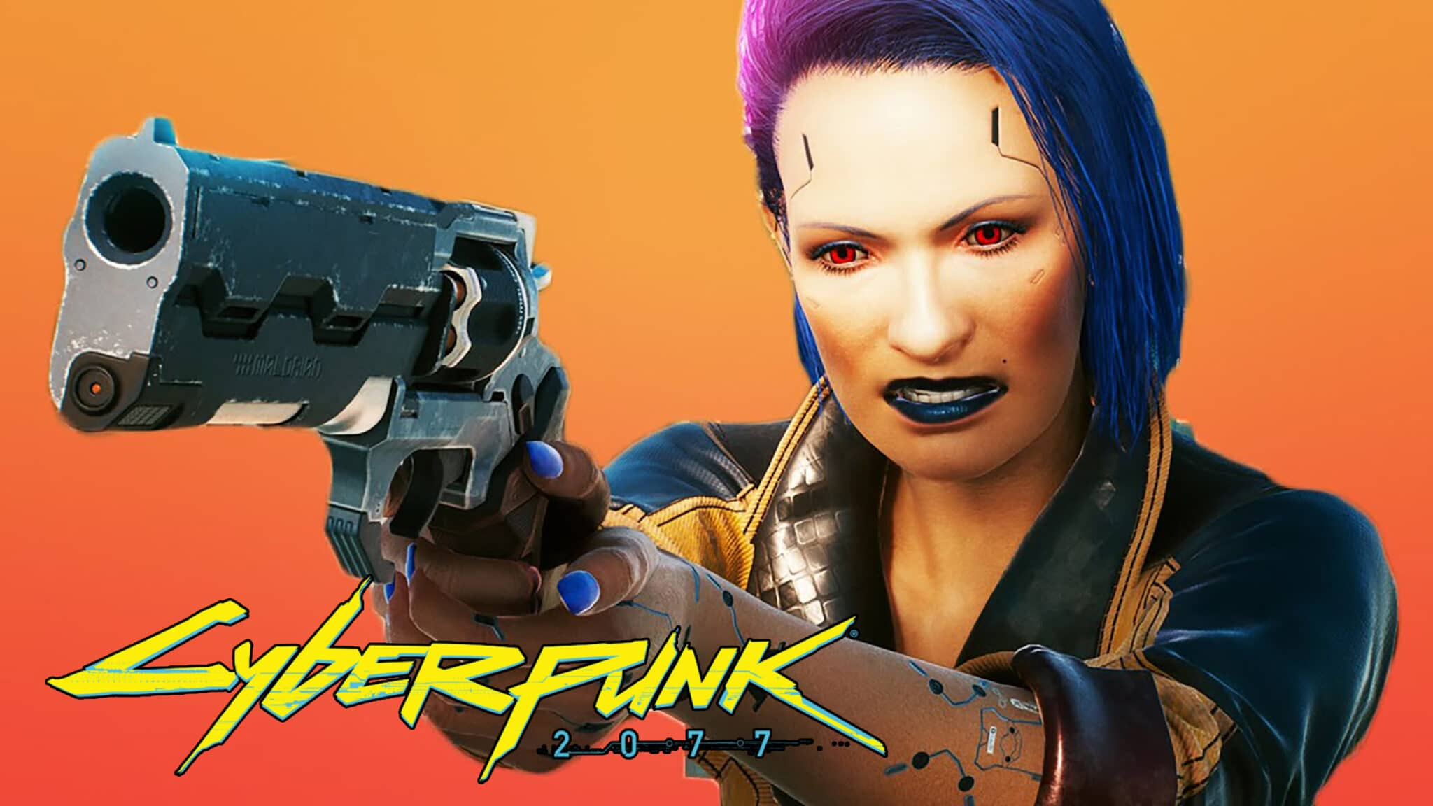 Every Iconic Weapon in Cyberpunk 2077