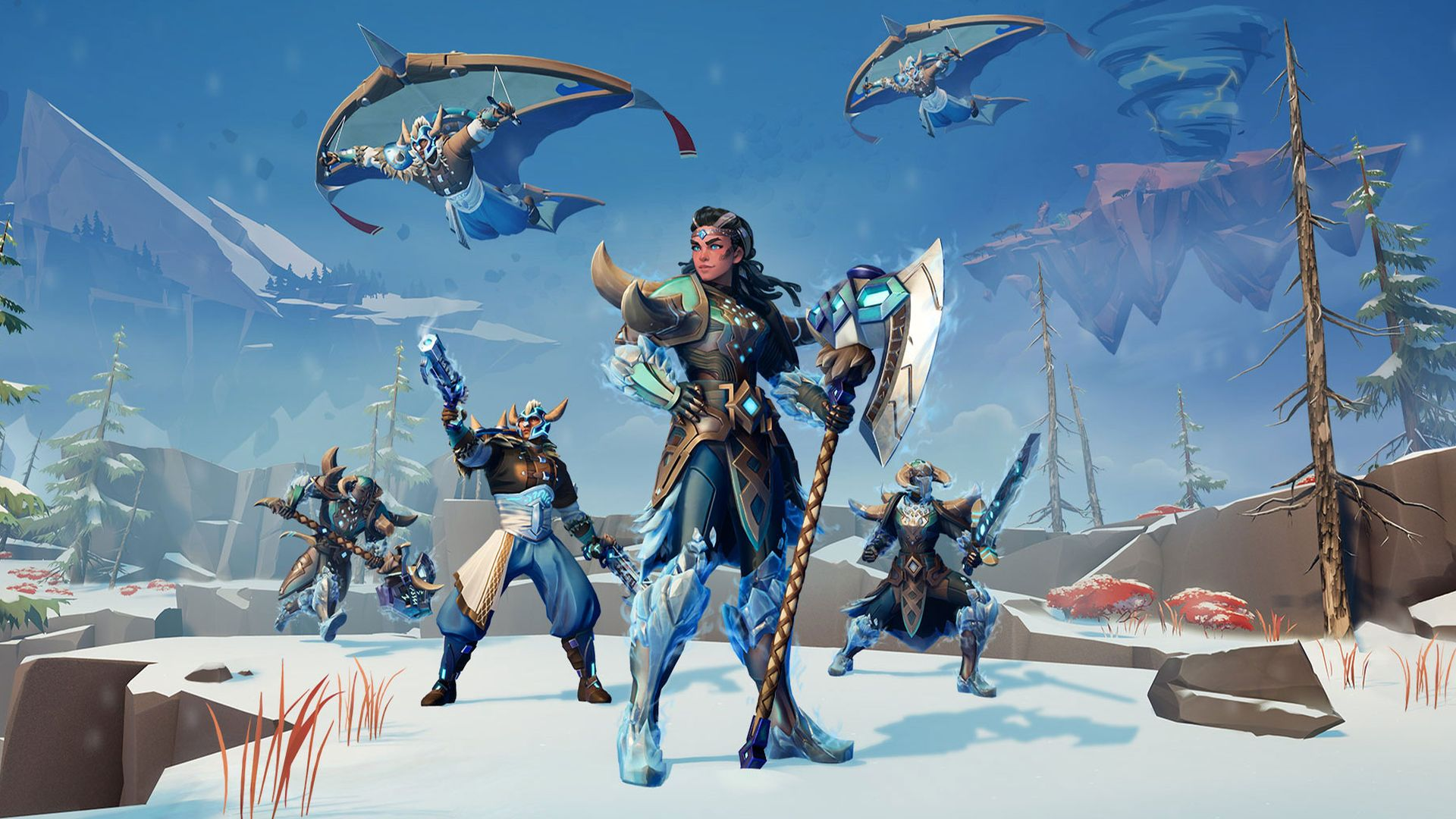 """Dauntless' Next Update """"Reforged"""" Sets Focus On Core Features"""