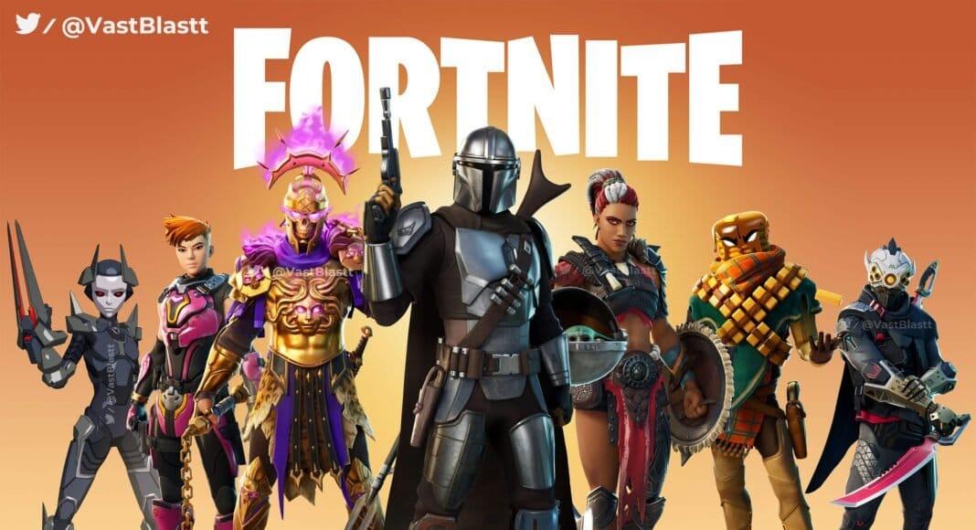 Fortnite is Adding The Mandalorian and Kratos Next Season