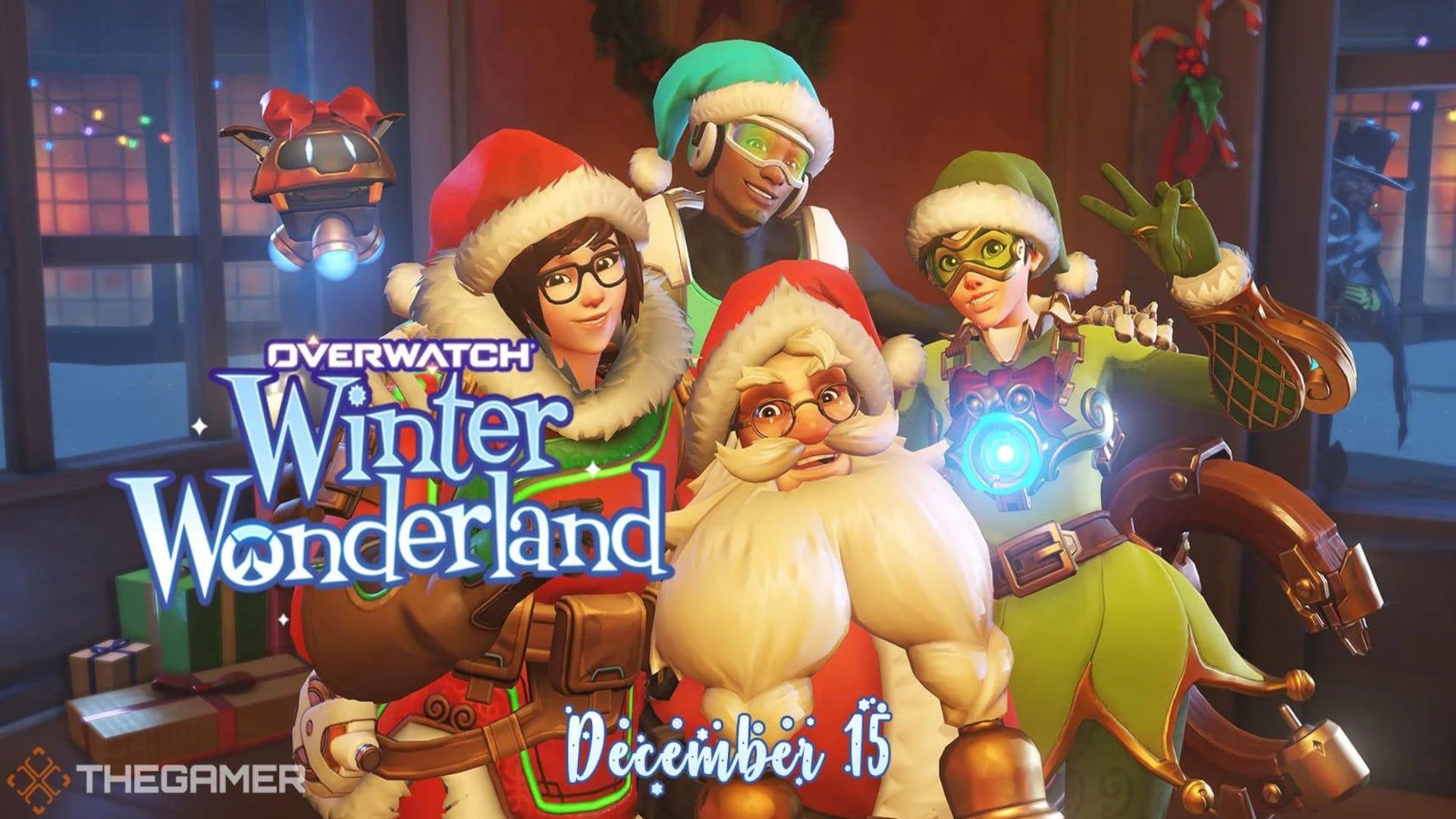Winter Wonderland 2020 Now Live In Overwatch