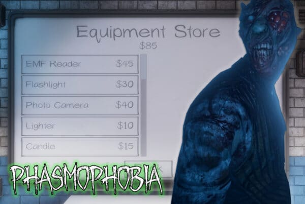 Phasmophobia-Equipment