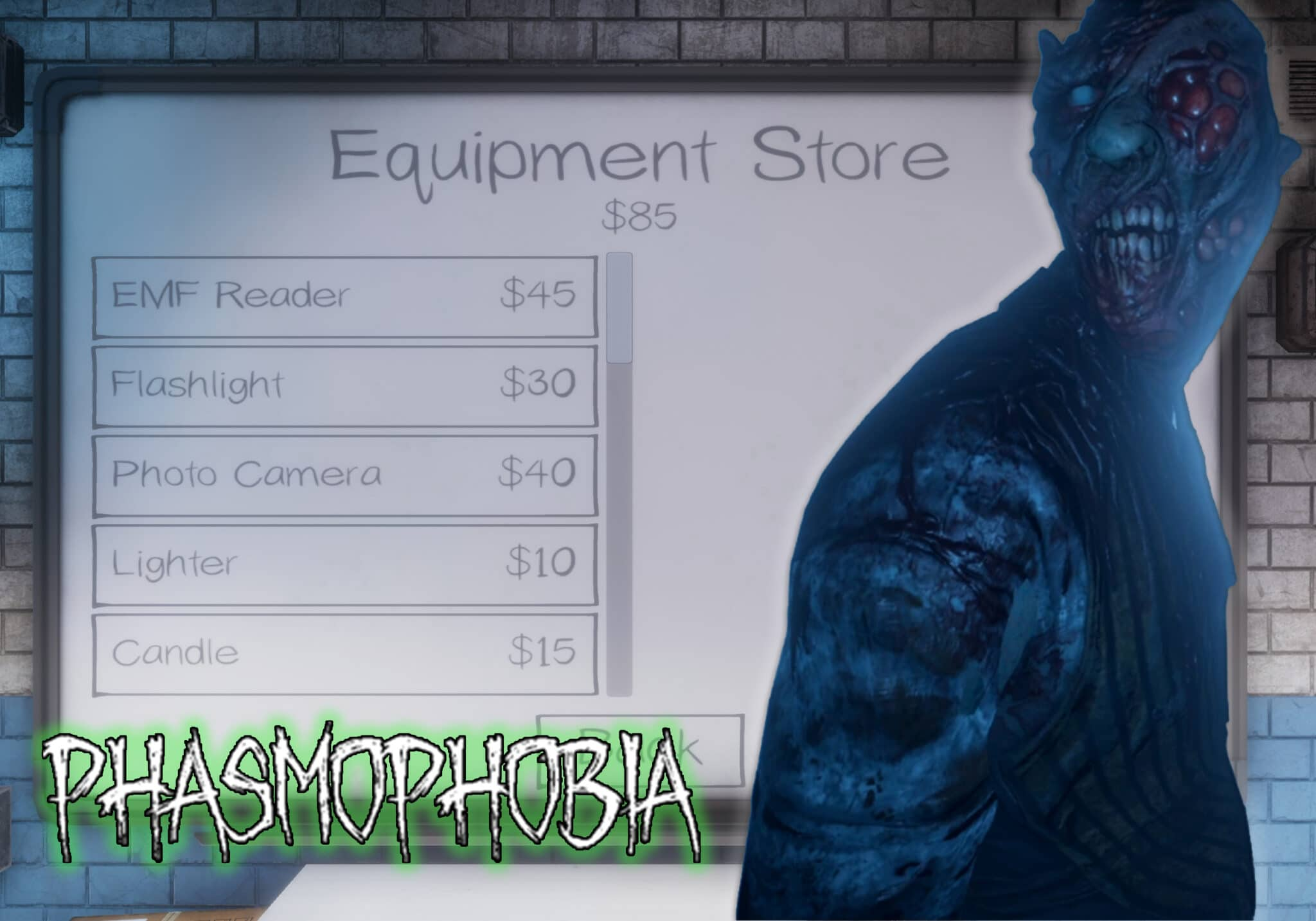 How to Use Every Tool and Item in Phasmophobia