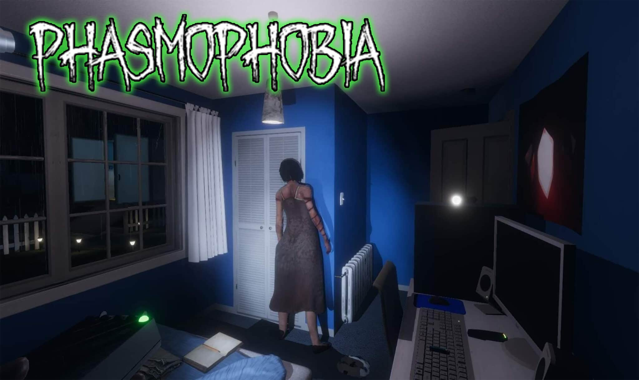 How to Find the Ghost Room in Phasmophobia