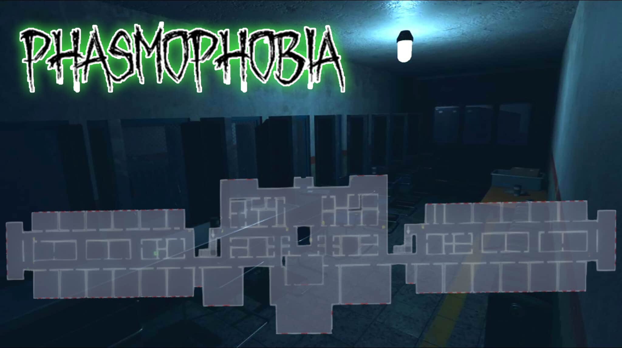 Your Guide to Haunted Locations in Phasmophobia