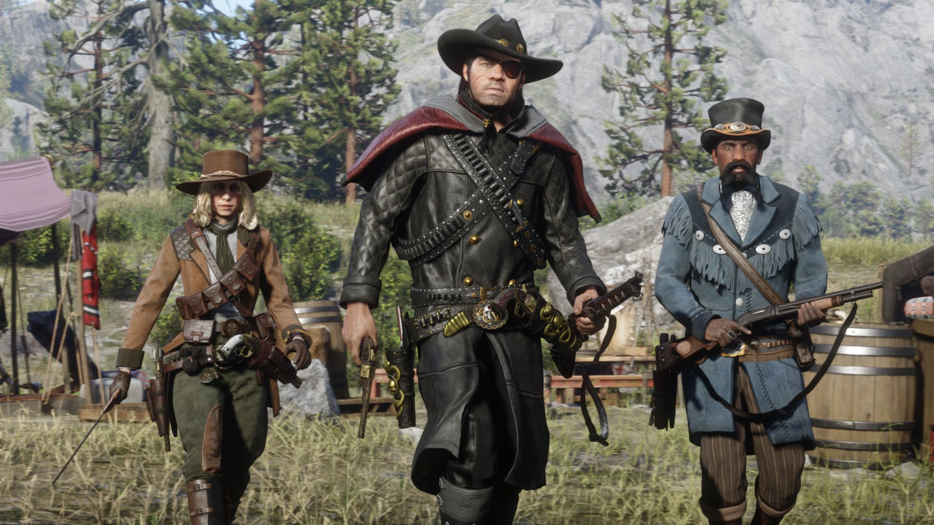 Newest Red Dead Online Patch Notes Bring New Bounty Hunter Opportunities