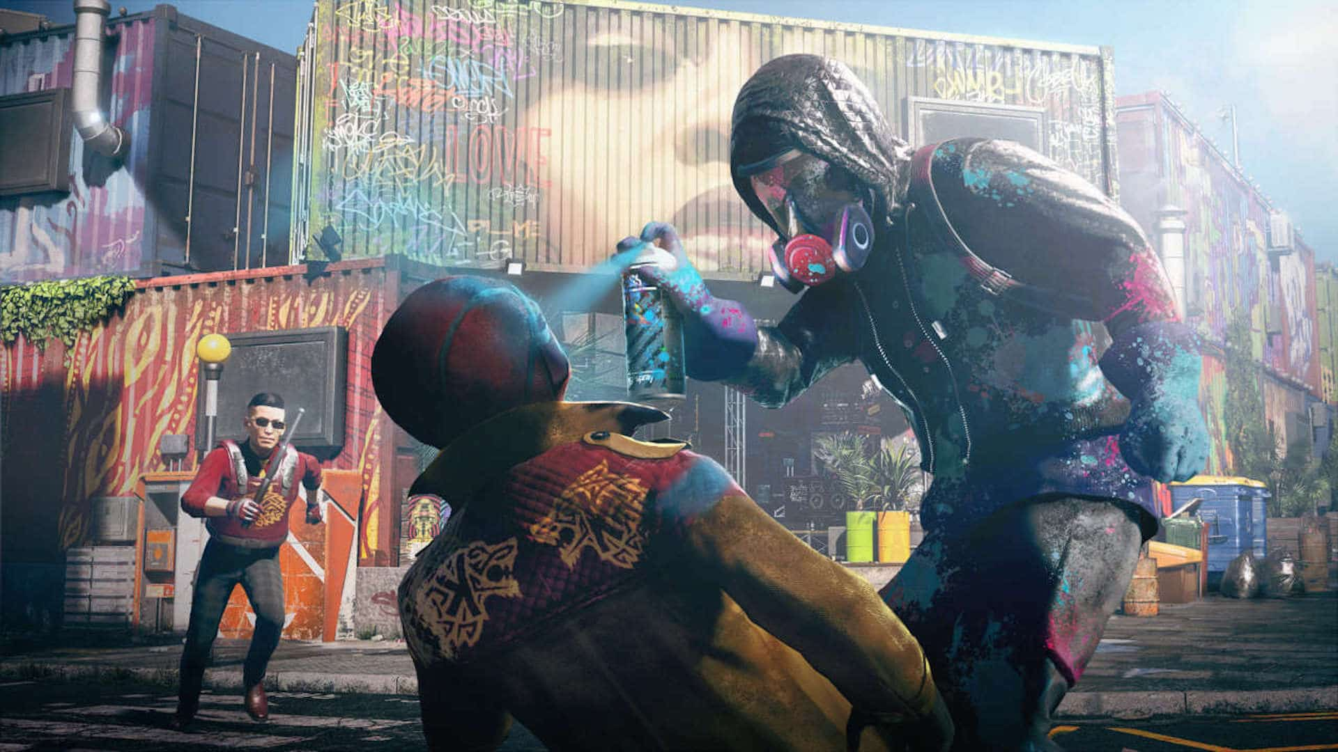 Ubisoft Eyes Early 2021 To Bring Multiplayer To Watch Dogs: Legion