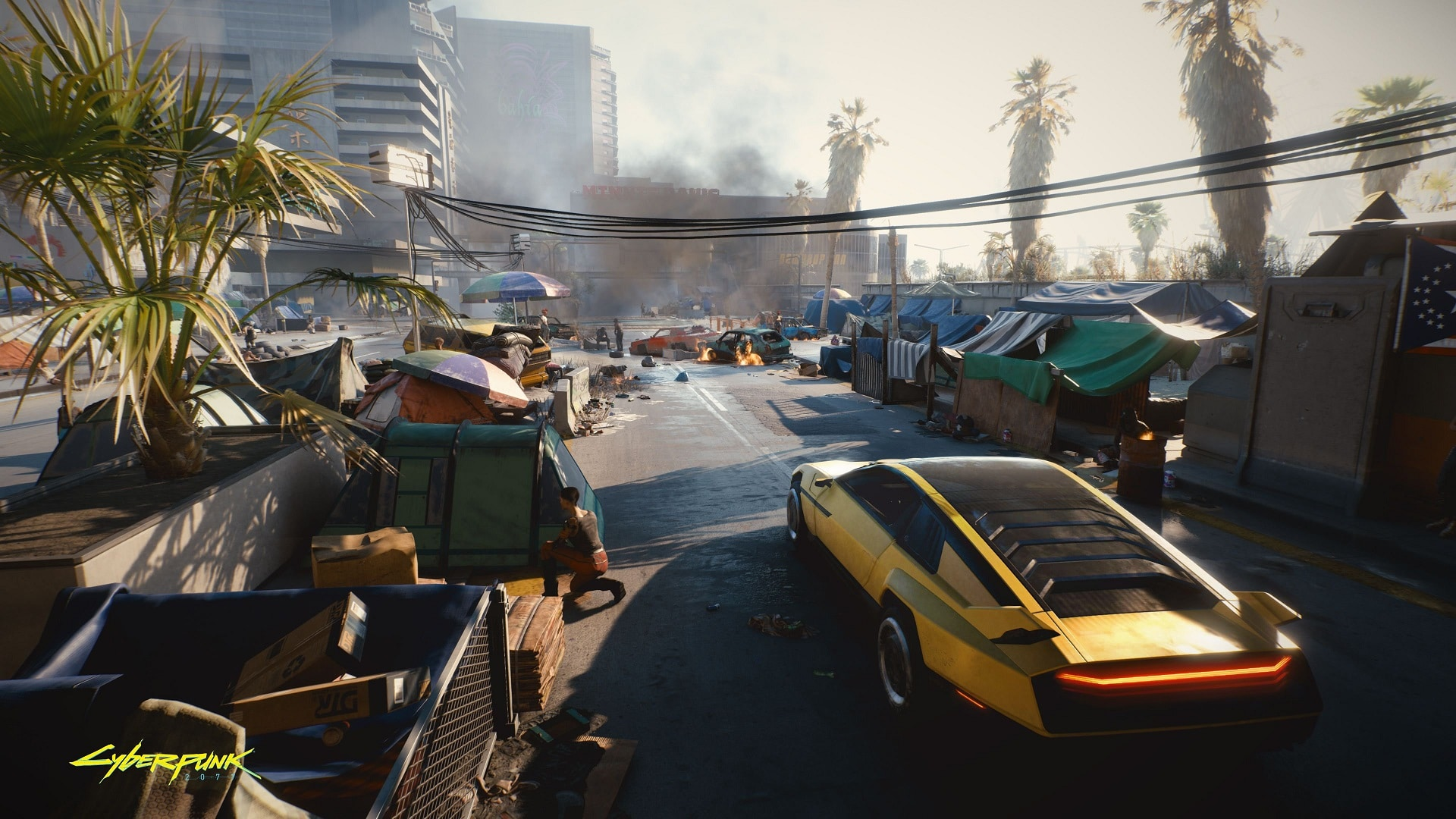 Mod Lets You Play Cyberpunk 2077 in Third-Person