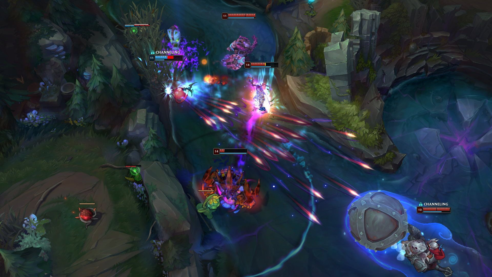 All Changes To League of Legends in Patch Notes 11.1